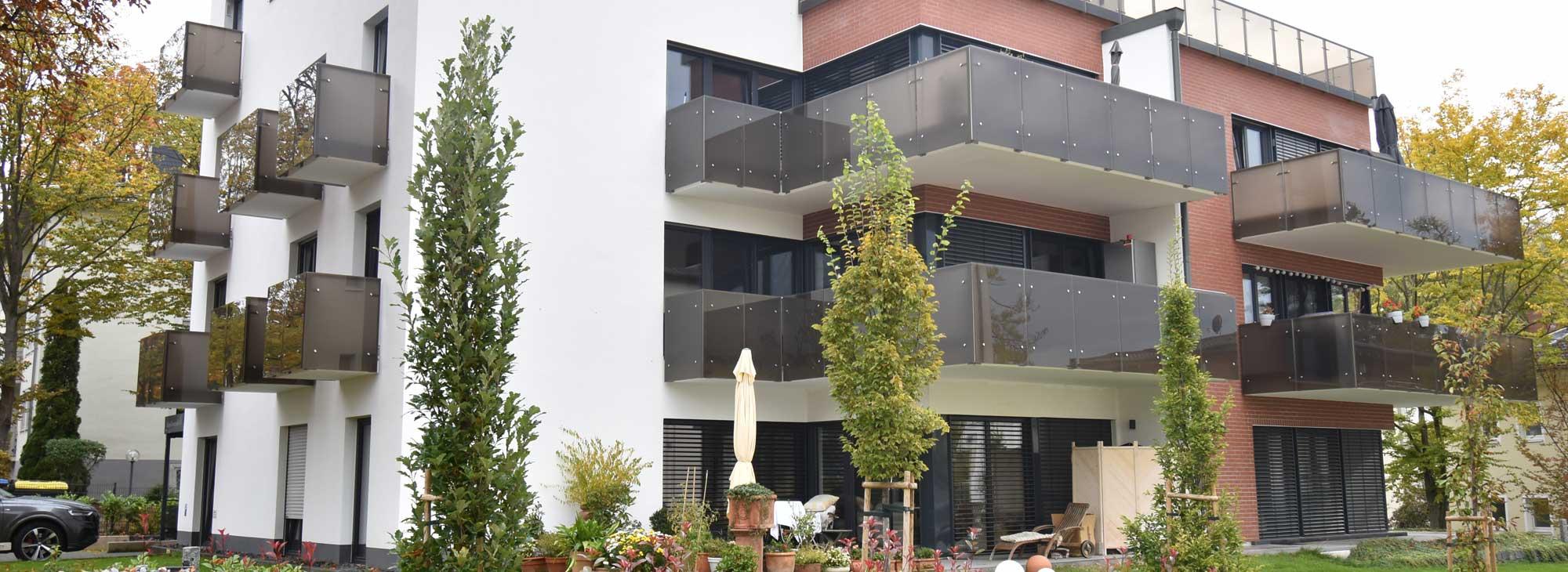 Mehrfamilienhaus bauen